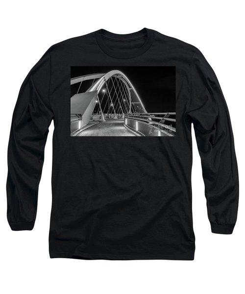 Lowry Avenue Bridge Long Sleeve T-Shirt