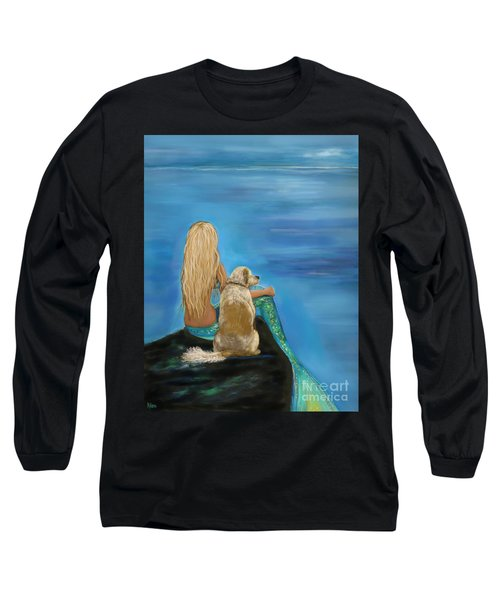 Loyal Mermaids Friend Long Sleeve T-Shirt
