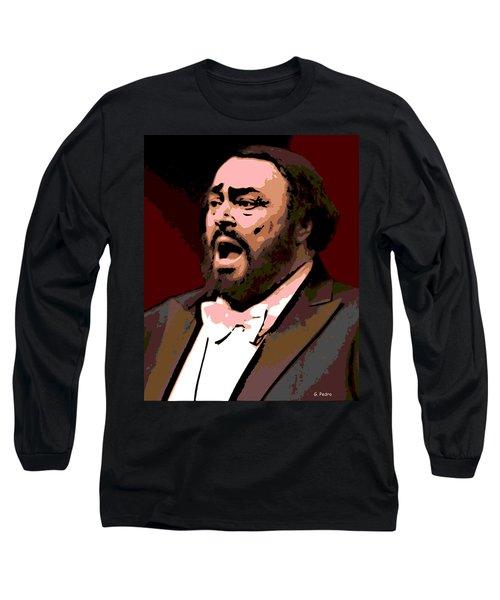 Luciano Long Sleeve T-Shirt
