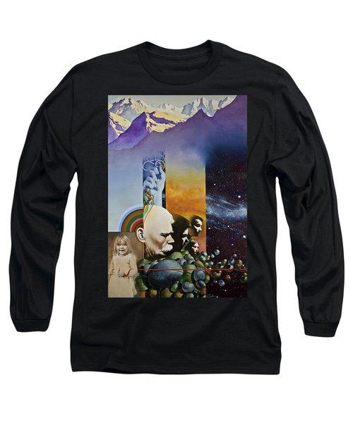 Lucid Dimensions Long Sleeve T-Shirt