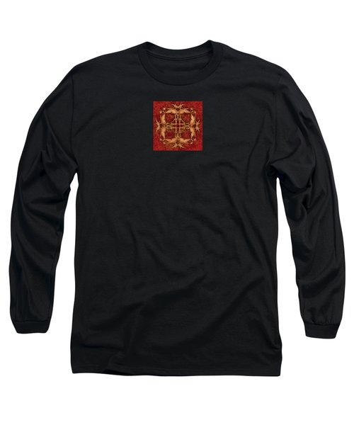 Lucky Zen Fly Bi Long Sleeve T-Shirt