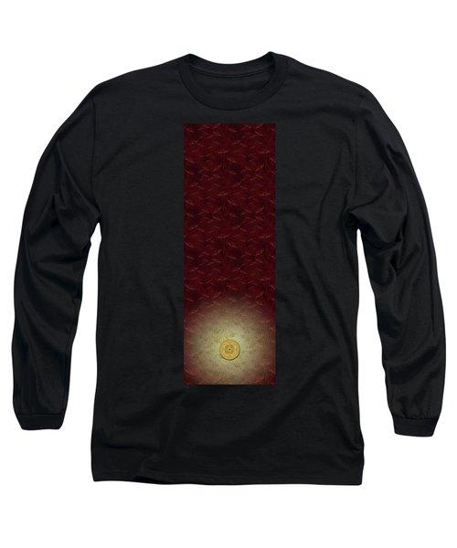 Lucky Zenfly Bi Coin Long Sleeve T-Shirt