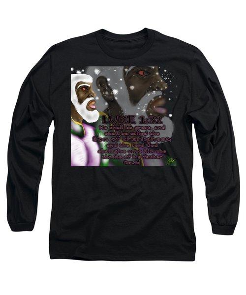 Luke 1.32 Long Sleeve T-Shirt