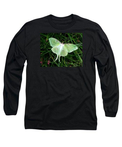 Luna Mission Accomplished Long Sleeve T-Shirt
