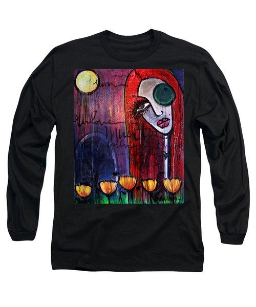 Luna Our Love Muertos Long Sleeve T-Shirt