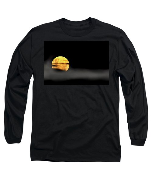 Lunar Mist Long Sleeve T-Shirt