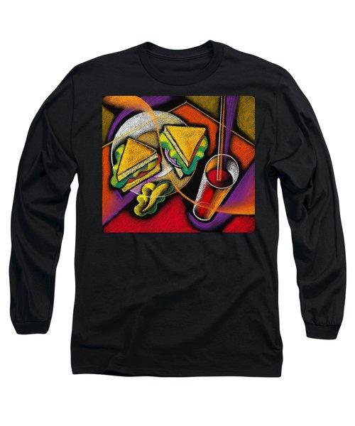 Lunch Long Sleeve T-Shirt