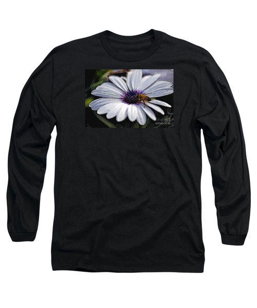 Lunchtime  Long Sleeve T-Shirt by Juls Adams