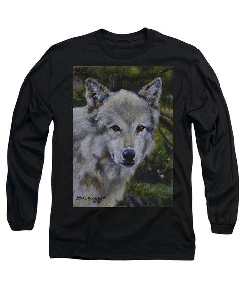 Lupine Gaze Long Sleeve T-Shirt
