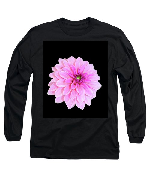 Luscious Layers Of Pink Beauty Long Sleeve T-Shirt