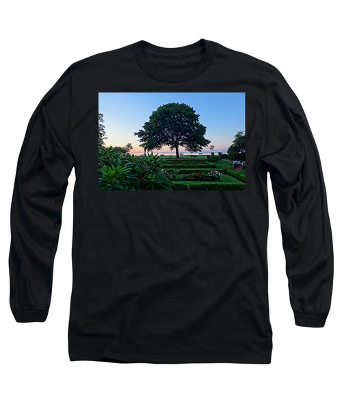 Lynch Park At Dawn Beverly Ma Long Sleeve T-Shirt
