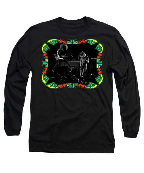 Design #2 Long Sleeve T-Shirt