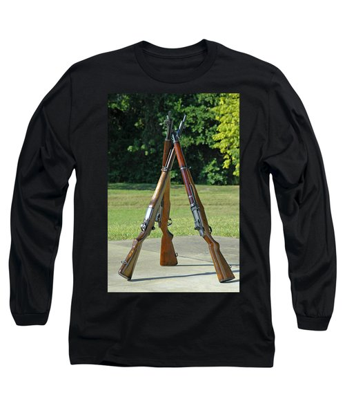 M1 Pyramid Long Sleeve T-Shirt