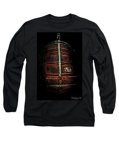 Mack Truck Long Sleeve T-Shirt