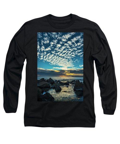 Mackerel Sky Long Sleeve T-Shirt