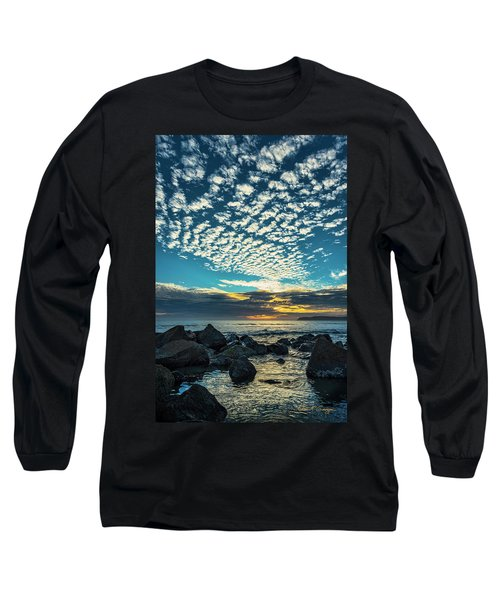 Mackerel Sky Long Sleeve T-Shirt