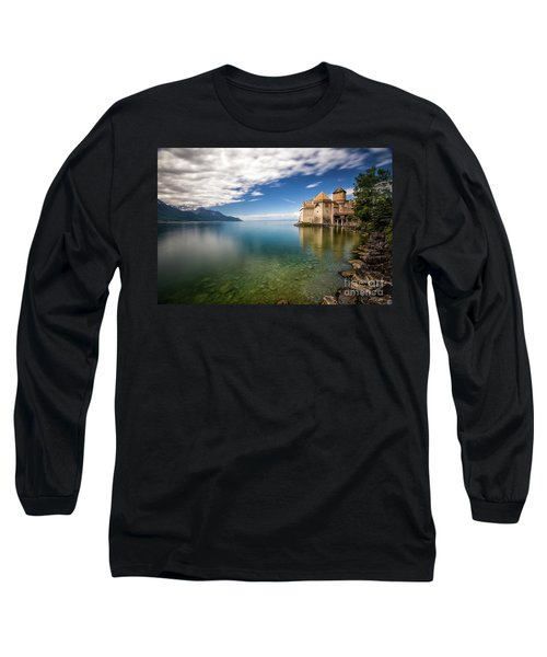 Made In Switzerland Long Sleeve T-Shirt by Giuseppe Torre