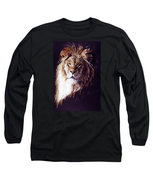 Maestro Long Sleeve T-Shirt by Barbara Keith