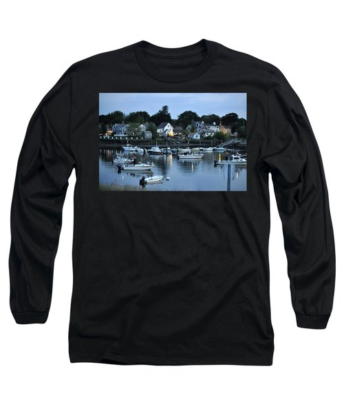 Magic Hour Mhp Long Sleeve T-Shirt by Jim Brage