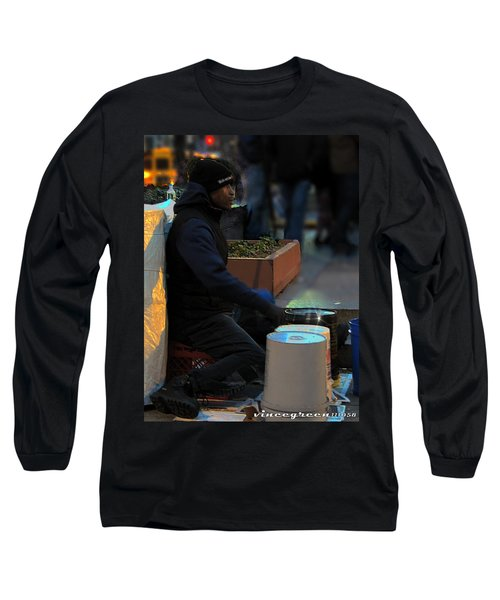 Magic In Love Park Long Sleeve T-Shirt