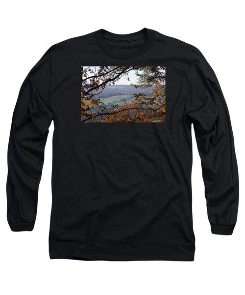 Magic Window Long Sleeve T-Shirt
