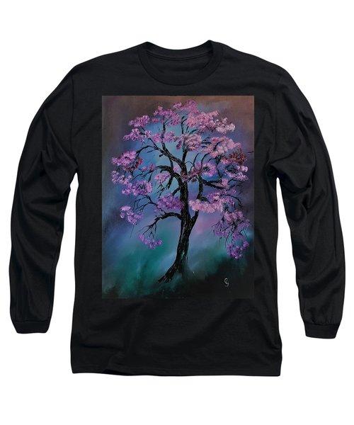 Magical Tree                  66 Long Sleeve T-Shirt