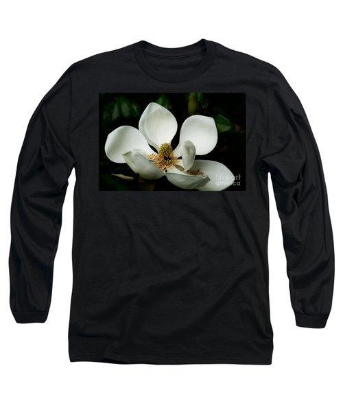Magnolia Time Long Sleeve T-Shirt