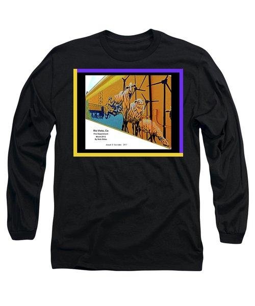 Main Street -  Nick Stiles Long Sleeve T-Shirt
