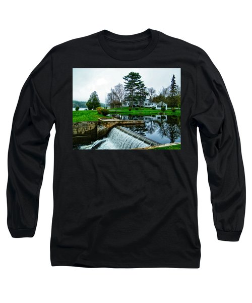 Maine House  Long Sleeve T-Shirt