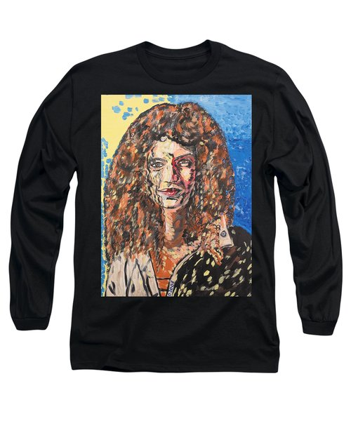 Maja Long Sleeve T-Shirt by Valerie Ornstein