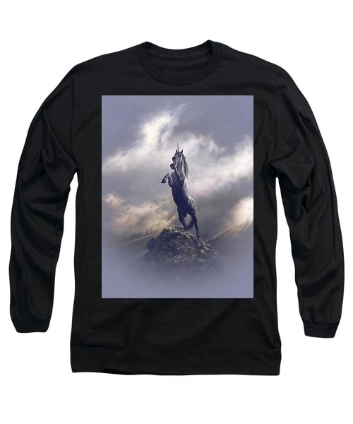 Majestic Dignity  Long Sleeve T-Shirt