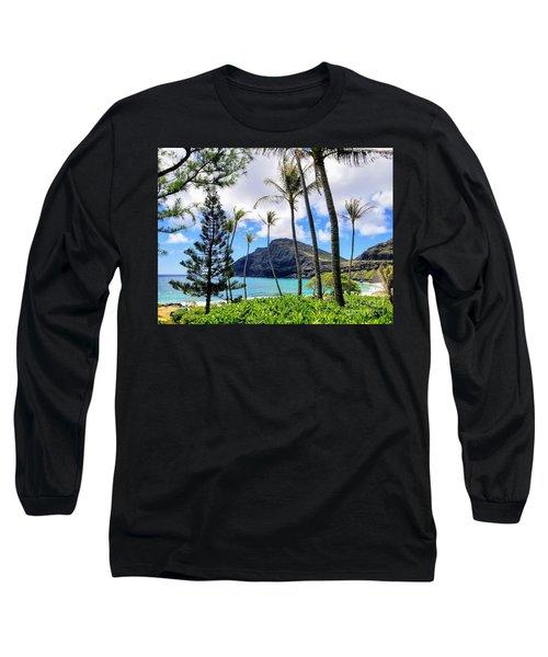 Makapuu Paradise Long Sleeve T-Shirt