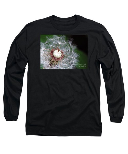 Make A Wish Long Sleeve T-Shirt by Chris Anderson