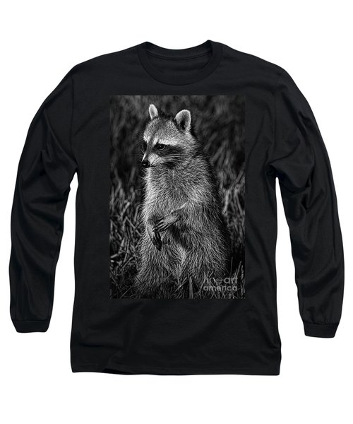 Mama Raccoon Long Sleeve T-Shirt