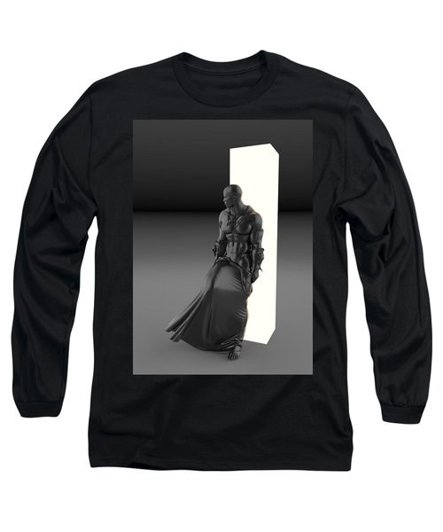 Man Lamp Number Eleven Long Sleeve T-Shirt