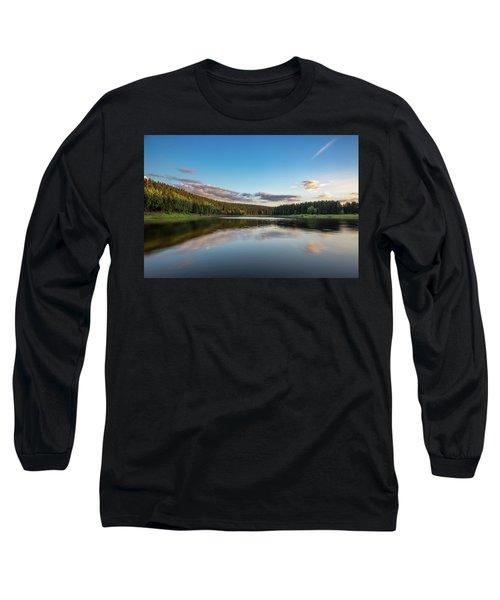 Mandelholz, Harz Long Sleeve T-Shirt