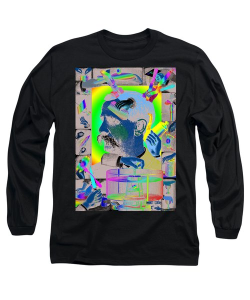 Manipulation Long Sleeve T-Shirt by Eric Edelman