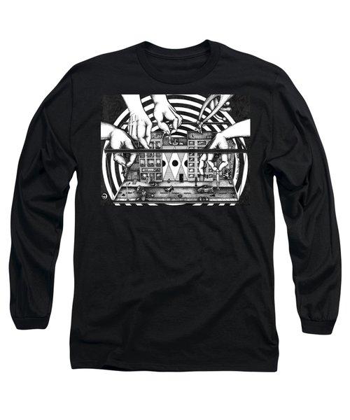Manipulation  Long Sleeve T-Shirt