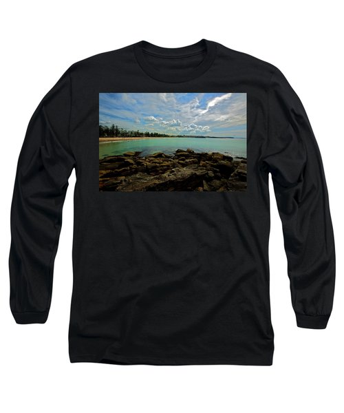 Manly Bliss Long Sleeve T-Shirt