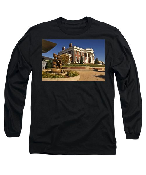 Mansion Hunter Museum Long Sleeve T-Shirt