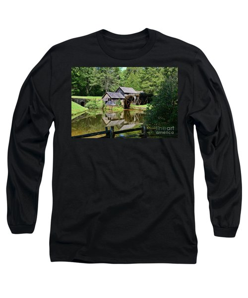 Marby Mill 2 Long Sleeve T-Shirt by Paul Ward