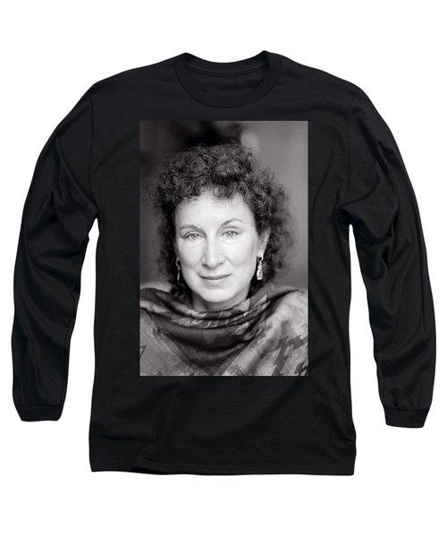 Margaret Atwood Long Sleeve T-Shirt