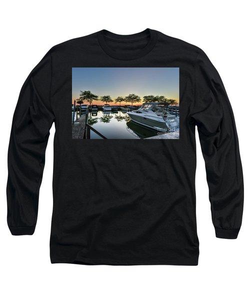 Marina Morning Long Sleeve T-Shirt