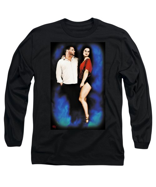 Mark And Dawn Long Sleeve T-Shirt