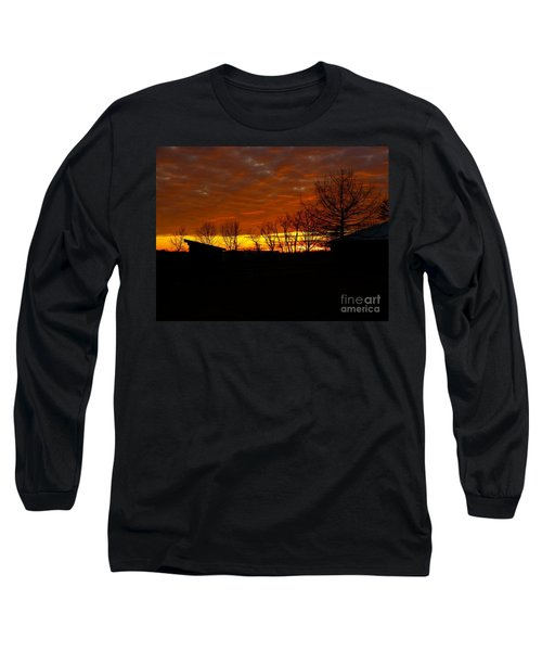 Marmalade Sky Long Sleeve T-Shirt
