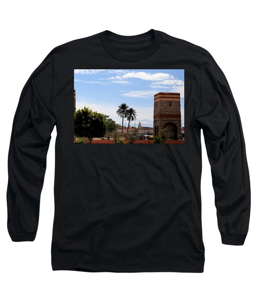 Long Sleeve T-Shirt featuring the photograph Marrakech 2 by Andrew Fare