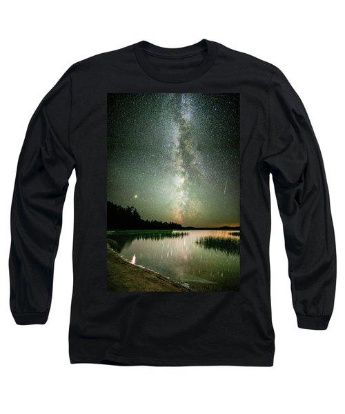 Mars Over Sabao Long Sleeve T-Shirt