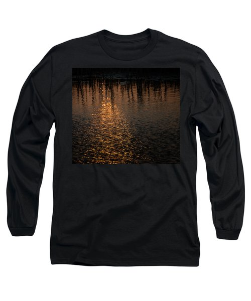 Marsh Sunrise Long Sleeve T-Shirt