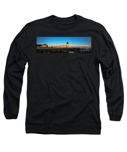 Marshall Point Lighthouse Long Sleeve T-Shirt