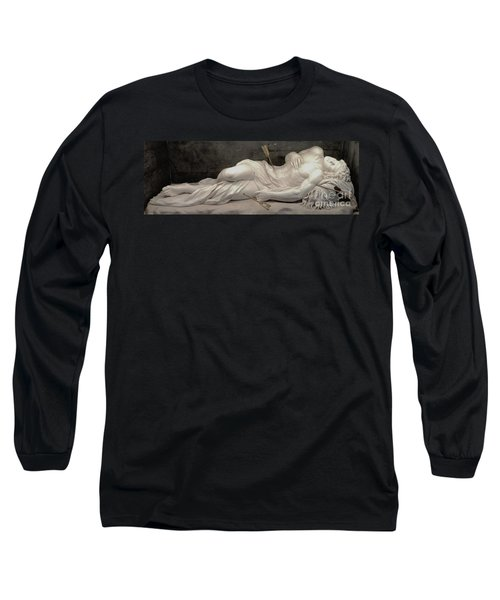 Martydom Of Saint Sebastian By Antonio Giorgette Long Sleeve T-Shirt
